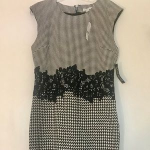 NWT New York & Co. Sleeveless Dress Sz Large